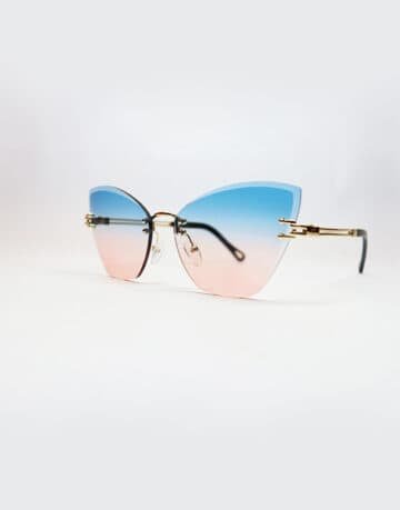 Cat shape Designer Sunglasses