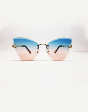 Cat shape Designer Sunglasses