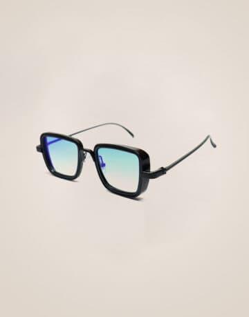Ranveer Singh Blue Sunglasses